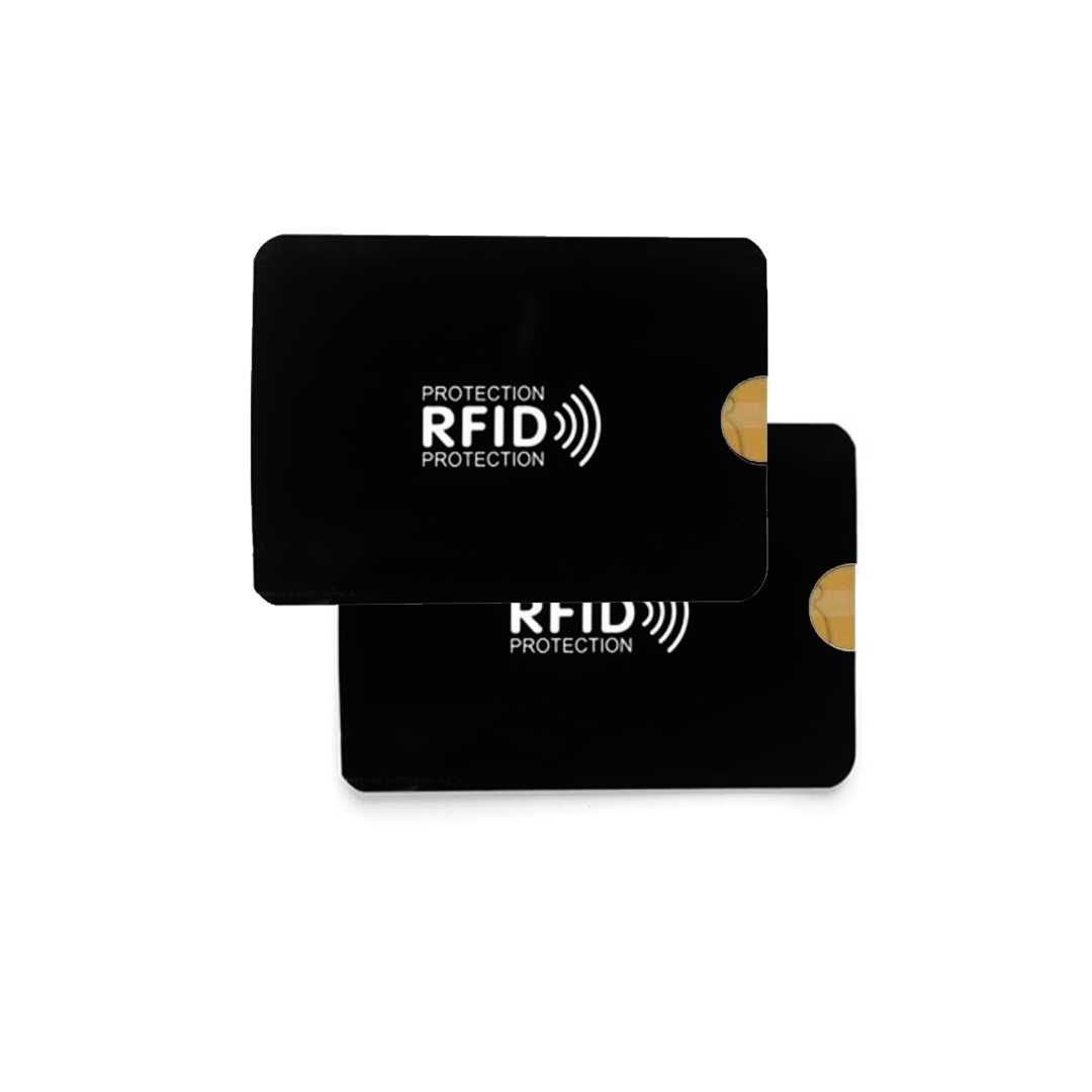 RFID Anti Skim kaarthouder voor bankpas of id-kaart