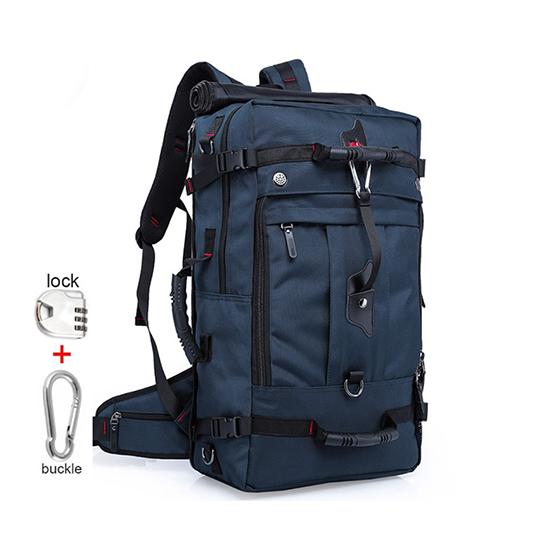 Traveler - Anti diefstal backpack- Handbagage rugzak - 50 Liter